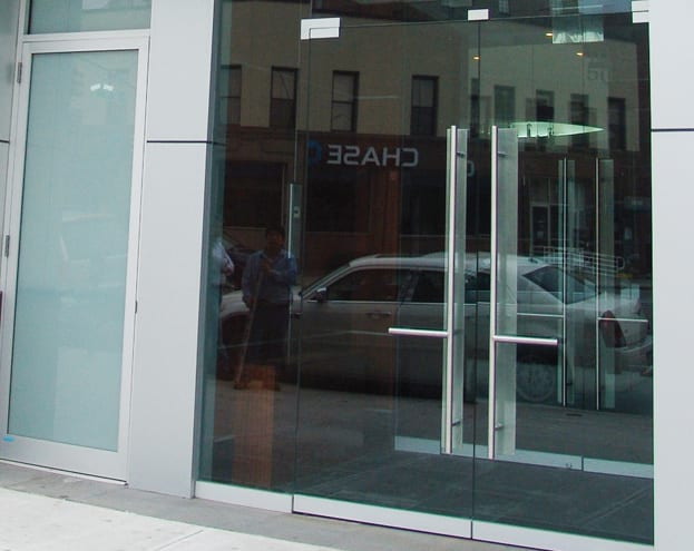 Commercial Glass Storefront Doors NYC Doors and More